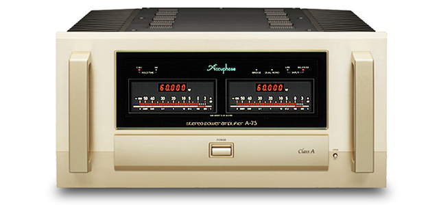Accuphase A75 Endstufe