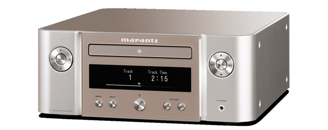 CD Receiver all in one MCR-612